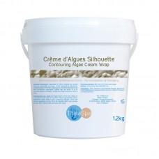 Моделирующий крем  для обертывания с морскими водорослями - Contouring Algae Cream Wrap