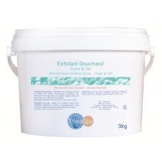 Жасминовый скраб гурмэ (с сахаром и солью) - Jasmine Gourmet Body Scrub, 500г